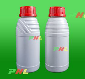 Chai PE 500ml ø43mm MS01